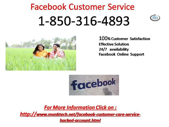 At the point when would I be able to discover Facebook Customer Service?Dial now 1-850-316-4893