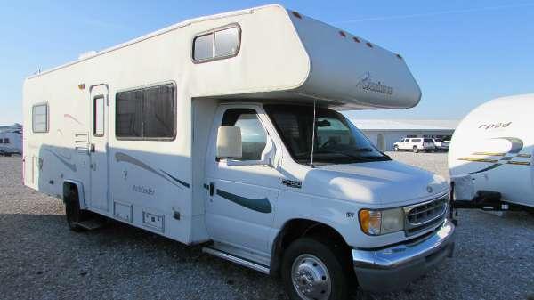 2002 Coachmen Pathfinder 285QB