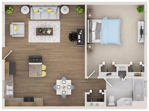 $935 One bedroom Apartment for rent