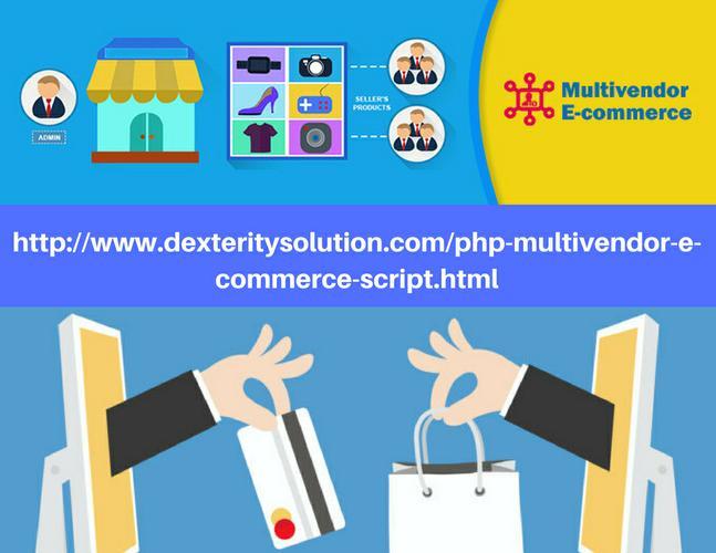Multi-Vendor Marketplace Script - Multi-Vendor Ecommerce Solution
