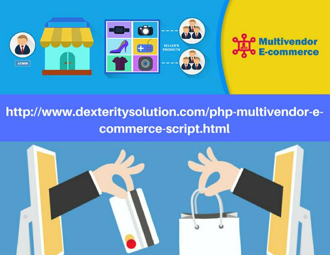Multi-Vendor Marketplace Script - Multi-Vendor Ecommerce Solution