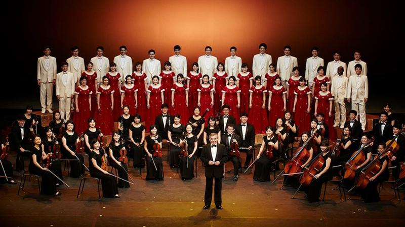 Gracias Choir Christmas Cantata