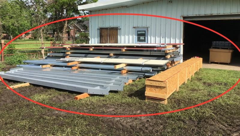 Priced to Sell-50'x100' Metal Building Kit