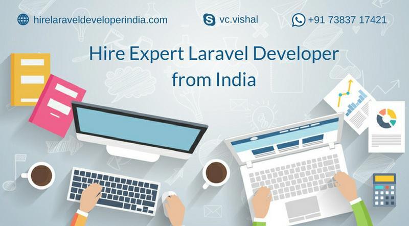 Hire Expert Laravel Developer from India