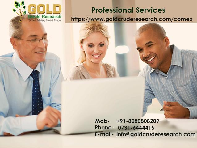Get Best Services in Comex market and Forex market By Gold Crude Research