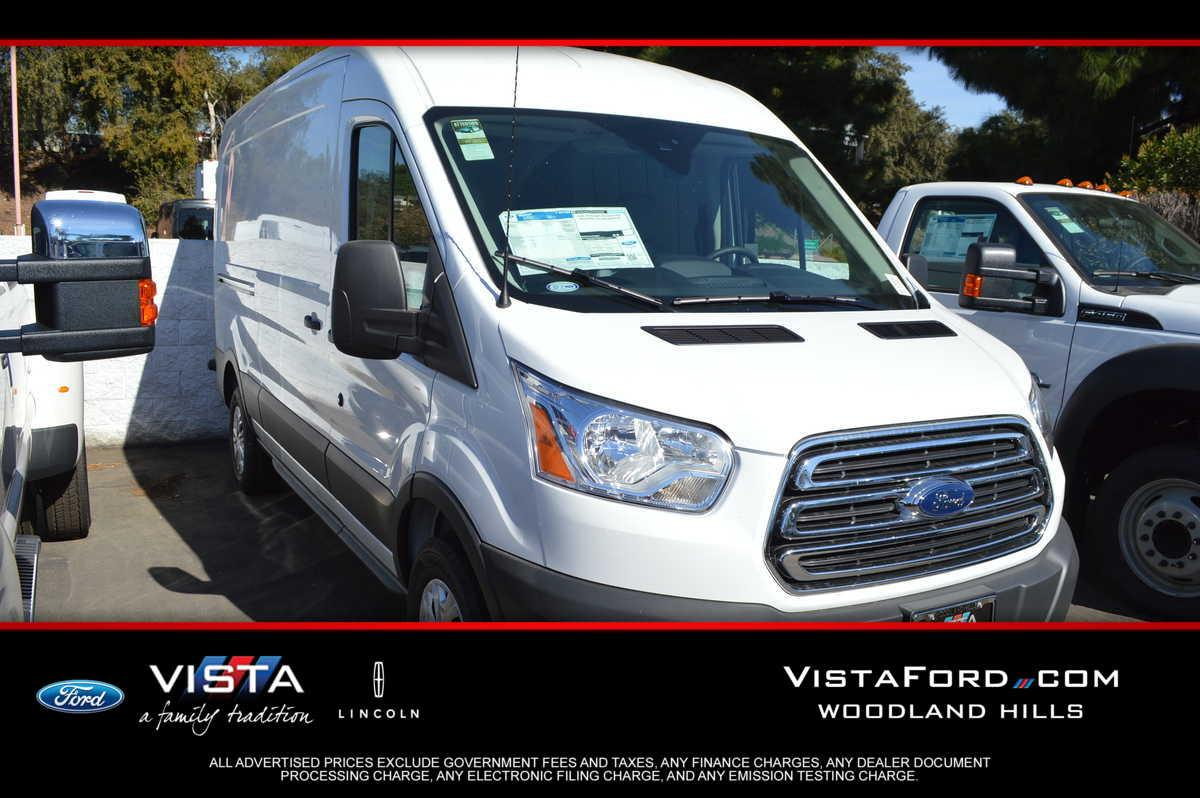 Ford Transit Cargo Van Van 2016