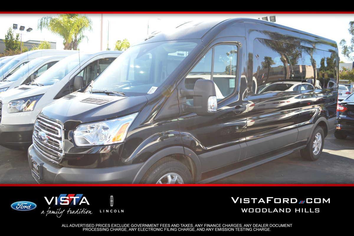 Ford Transit Wagon Wagon XLT 2015