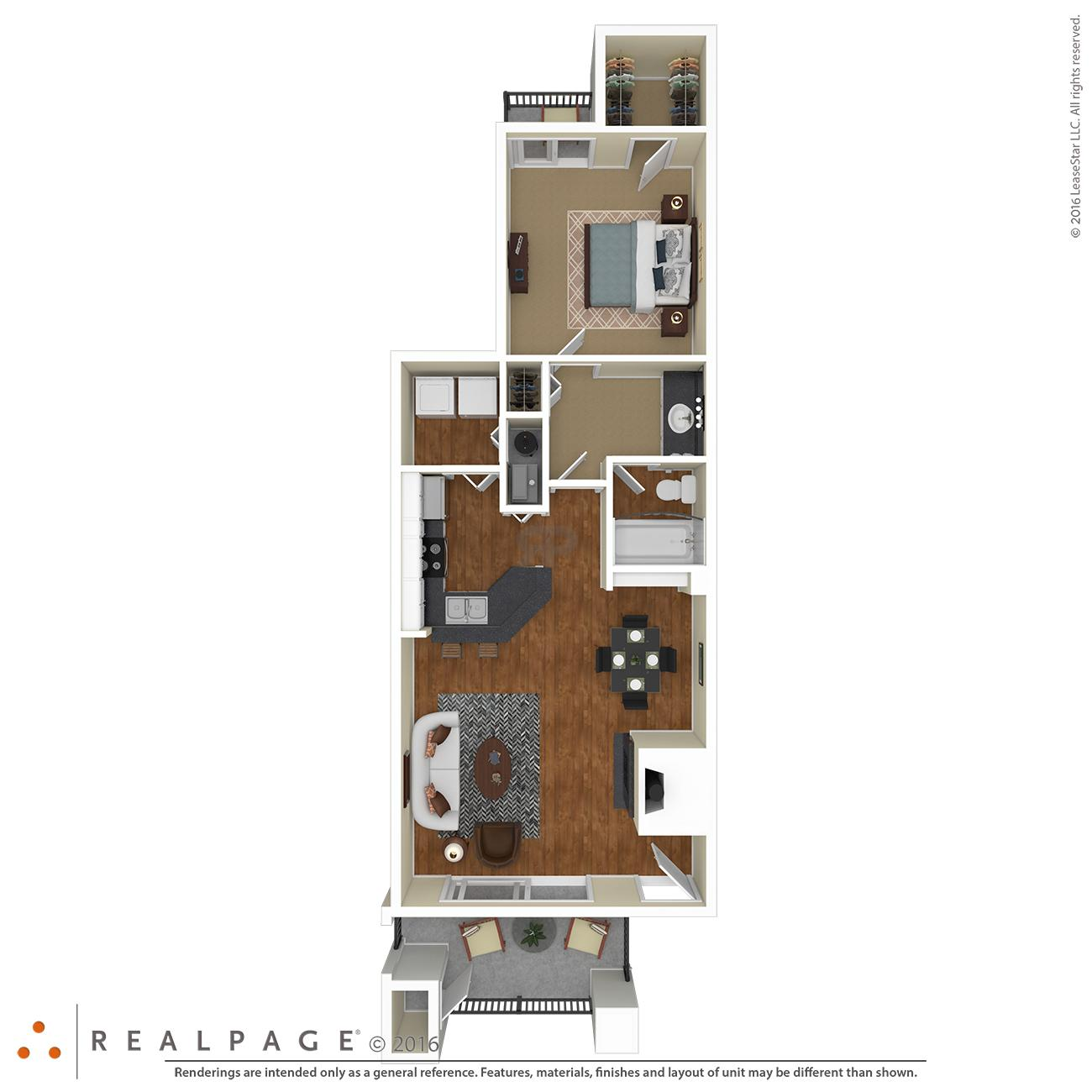 $1369 One bedroom Apartment for rent