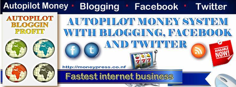Autopilot Blogging Money System