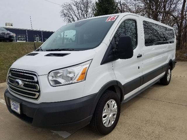 Ford Transit Wagon T-350 2016