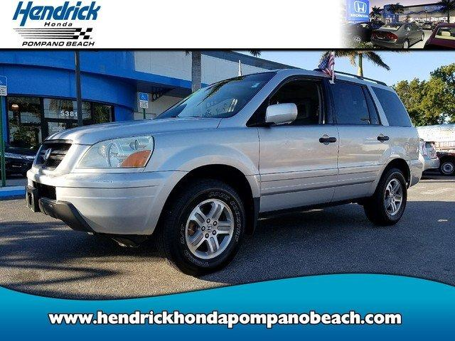 Honda Pilot EX-L with RES 2005