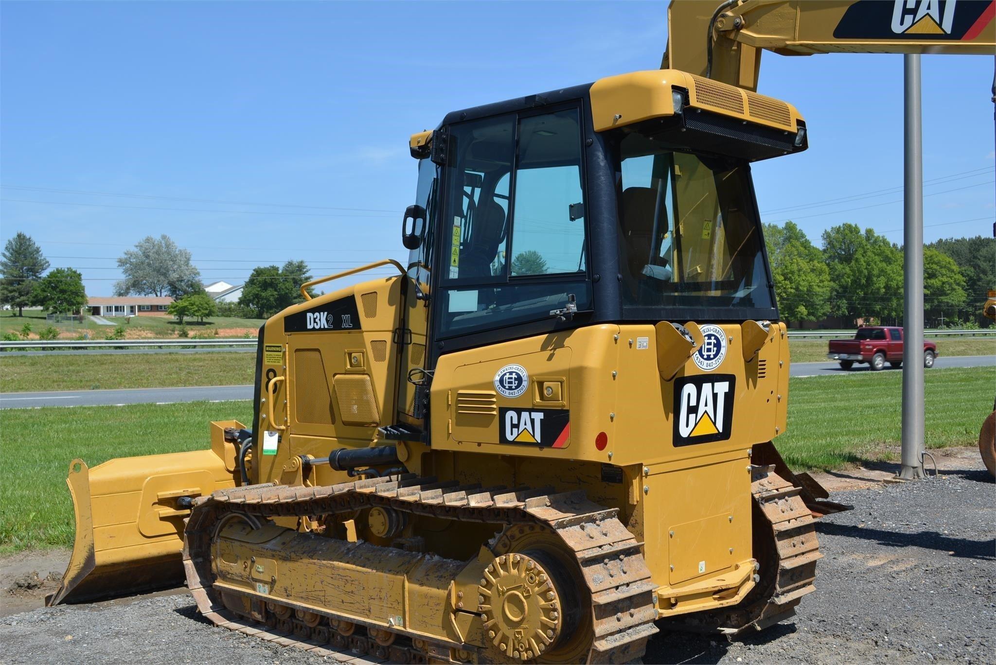2014 CAT D3K2 XL