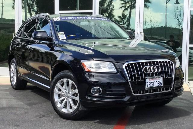 Audi Q5 Premium Plus 2015