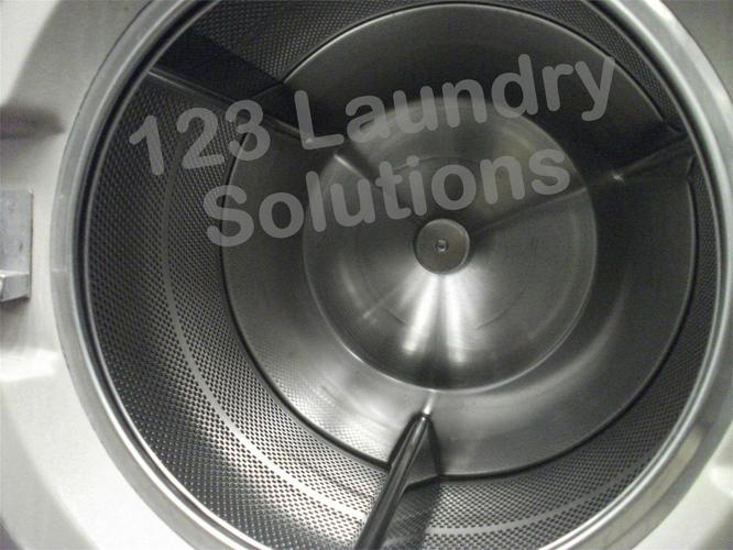 Huebsch HC40MY2OU60001 Front Load Washer USED