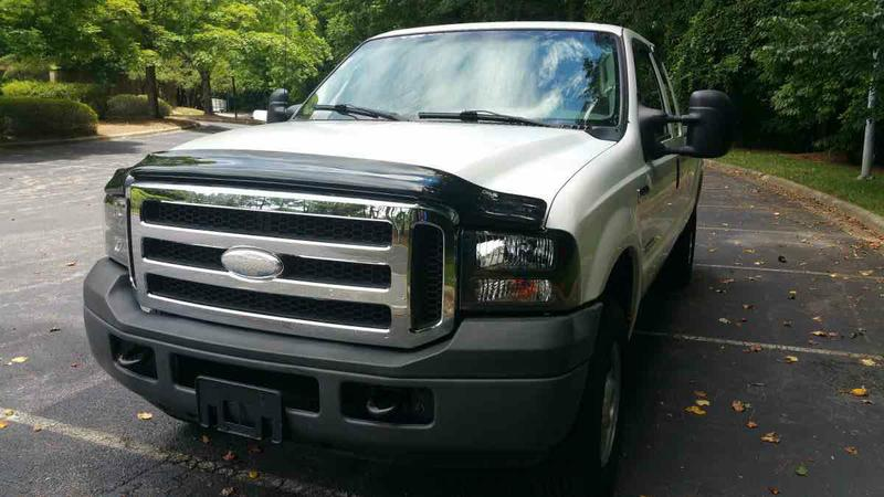 2007 Ford F250 for sale