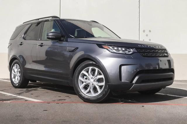 Land Rover Discovery SE 2017