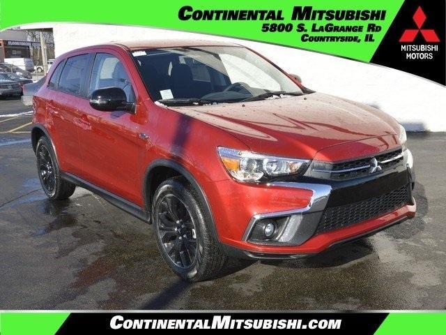 Mitsubishi Outlander Sport LE 2018