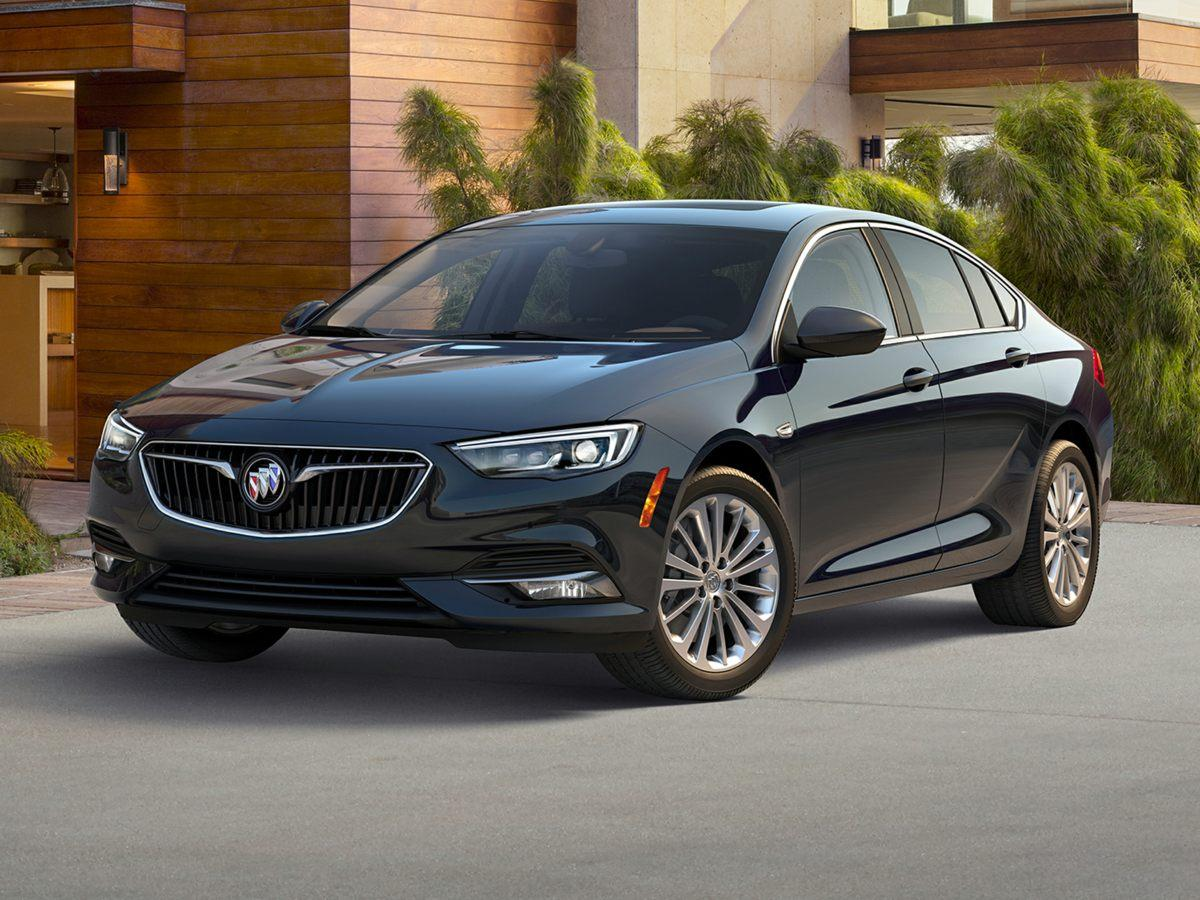 Buick Regal Sportback Essence 2018