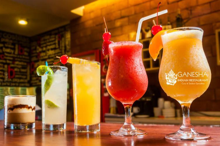 Indulge with Refreshing Drinks at Ganesha Restaurant | Indian Restaurant Ganesha