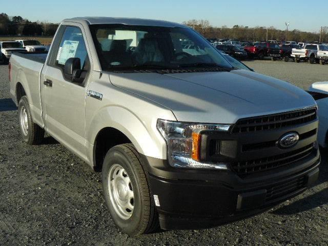 Ford F-150 XL 2WD Reg Cab 6.5' Box 2018