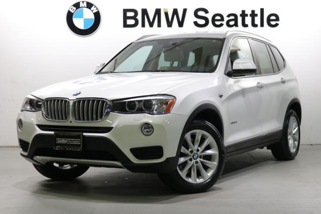 BMW X3 XDR28I 2015