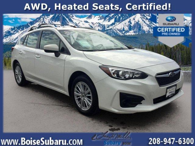 Subaru Impreza Premium AWD 2017