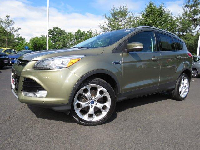 Ford Escape Titanium 2013