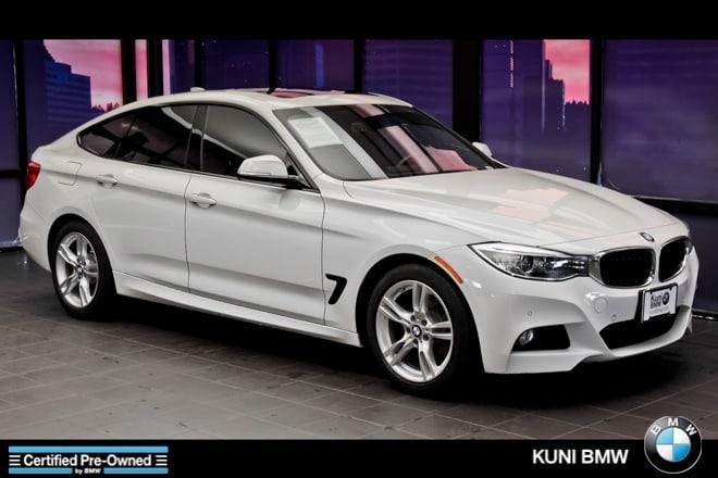 BMW 3 Series Gran Turismo xDrive 2015