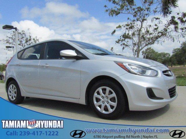 Hyundai Accent GS 2013