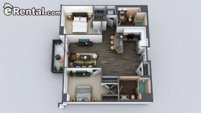 $3625 Two bedroom Apartment for rent
