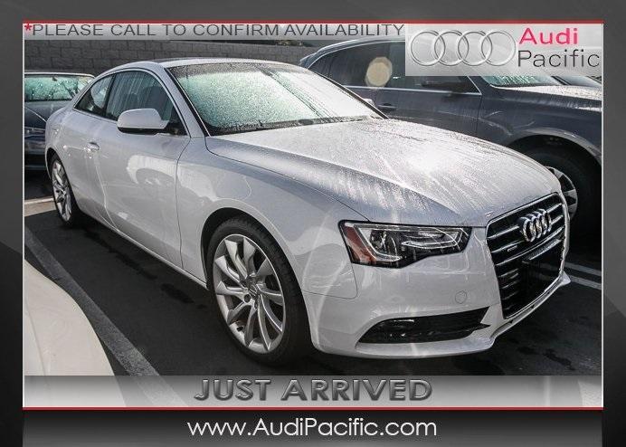 Audi A5 2.0T Premium Plus 2014