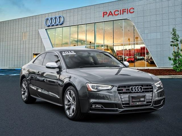 Audi S5 3.0T Premium Plus 2015