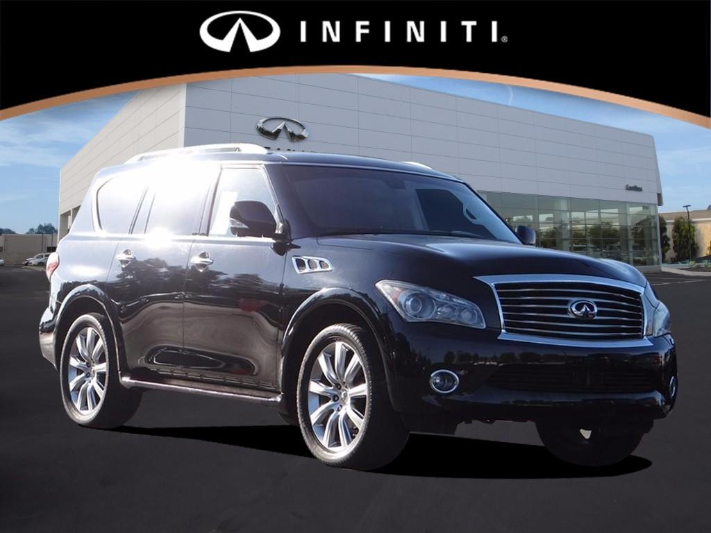 INFINITI QX56 SUV 2011