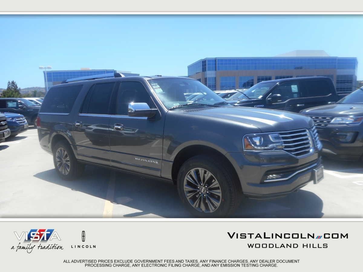 Lincoln Navigator L Select L 2017