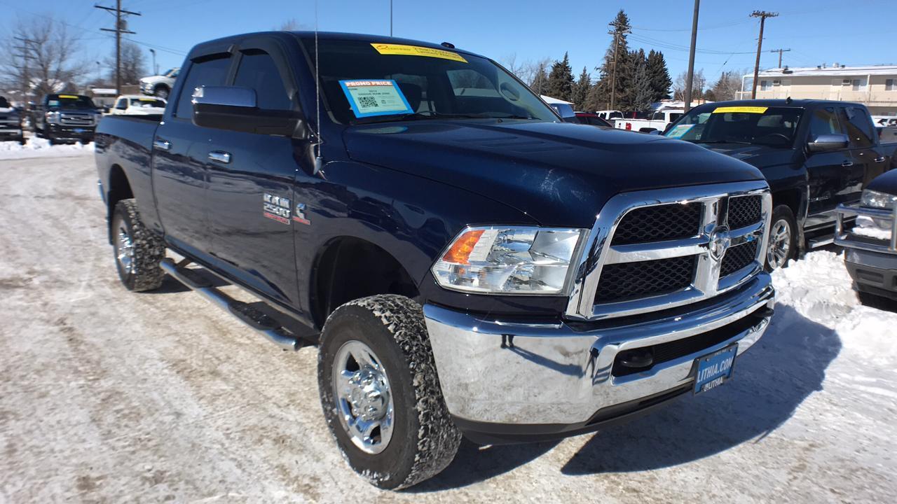 Ram 2500 SLT CREW CAB 4X4 2013