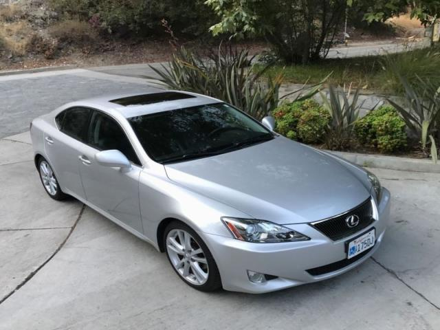 Lexus Is 200t 54570 Miles
