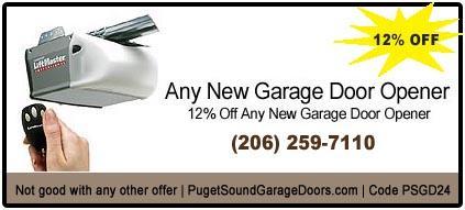 Auburn Garage Doors Parts and Service