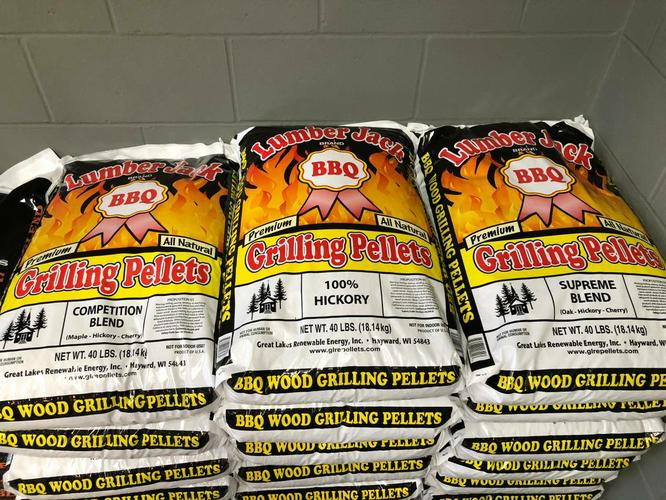 Lumber Jack Pellets For Smokers