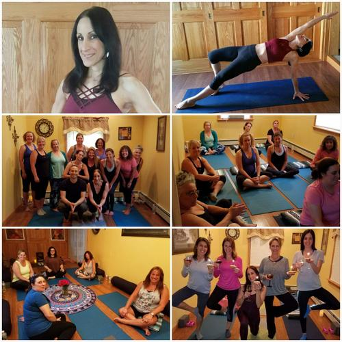 YOGA CLASSES FOR WOMEN