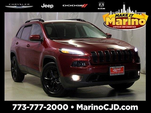 Jeep Cherokee Limited High Altitude 2016