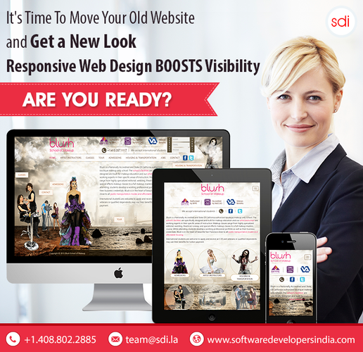Spike Business Growth with Powerful Responsive Web Design