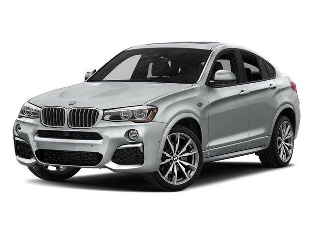 BMW X4 M40i Sports Activity Coupe 2018