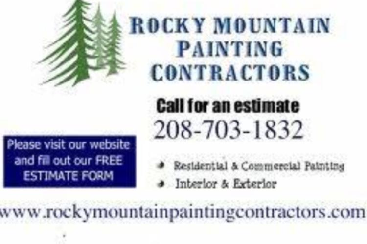 ROCKY MOUNTAIN PAINTING ~ (208)703-1832 ~ INTERIOR PAINTING
