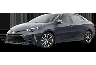 Toyota Corolla SE 6MT 2019