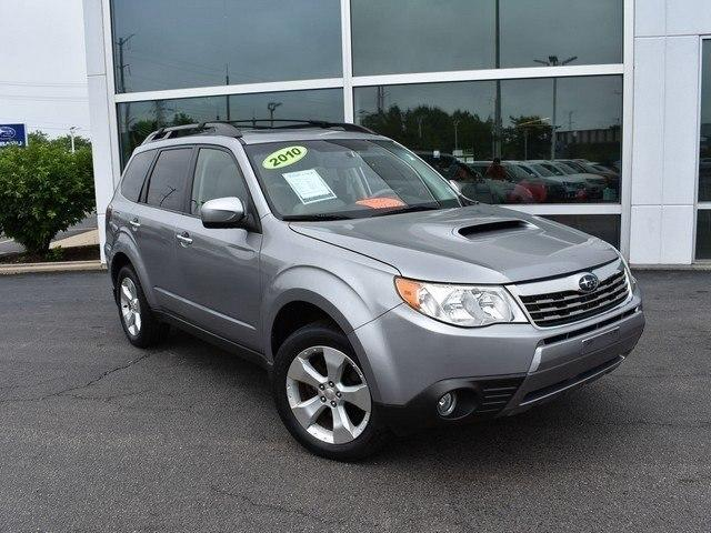 Subaru Forester 2.5XT Limited 2010
