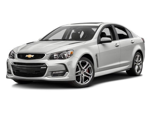 Chevrolet SS 4dr Sdn 2016