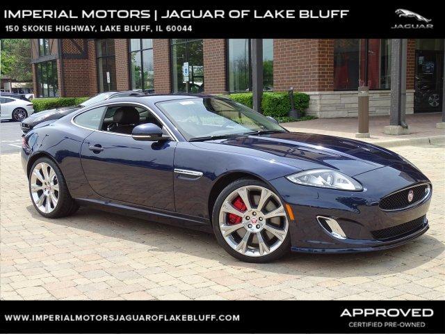 Jaguar XK COUPE 2015