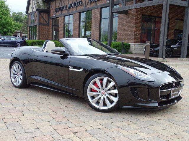 Jaguar F-TYPE V6 S 2015