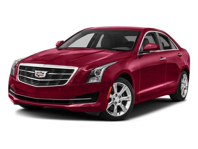 Cadillac ATS Sedan Luxury RWD 2017