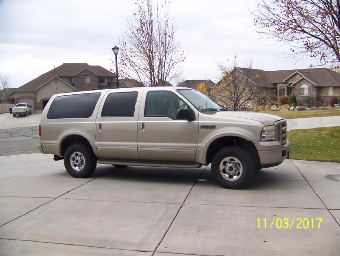 2005 Ford Excursion Limited SUV 4X4 for sale